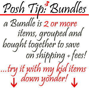 🔥Hot tip! Bundles are sets of items to save $$!🔥
